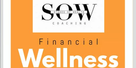 Stages Of Wealth Coaching With Shane - Financial W tickets