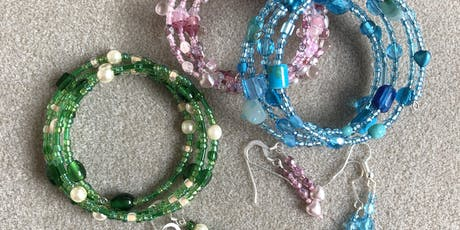 Beading for Beginners tickets