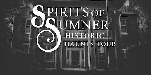 Historic Haunts Bus Tour