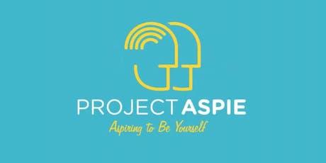 Aug 31 2019 - Project Aspie - PAPS Event tickets