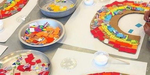 Process Art - Kids ages 3-5pm