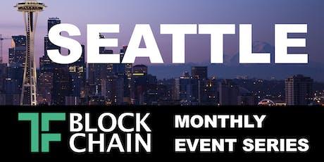 Blockchain in Mid-Enterprise | TF Blockchain Seattle Chapter: Ep 9 - November 6, 2019 tickets