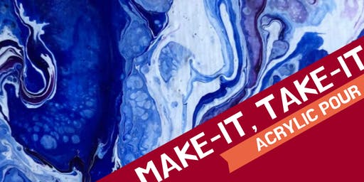Make-It, Take-It - September