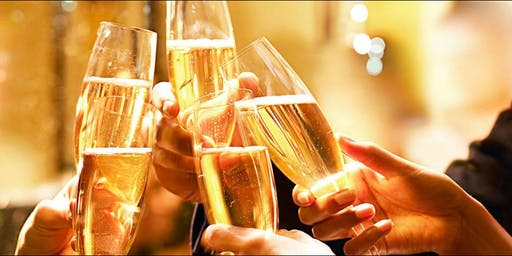 Celebrate Your Success Champagne Toast!
