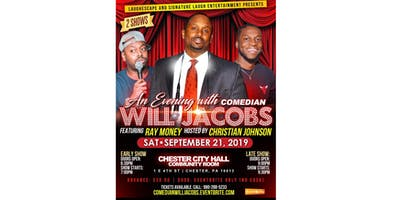 An Evening with Comedian Will Jacobs - Comedy Show