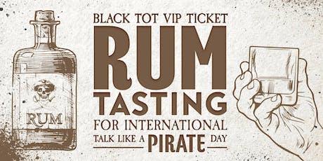Black Tot - VIP Rum Tasting tickets
