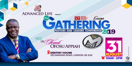 Advanced Life : THE GATHERING - Pastors & Leaders Conference 2019 tickets