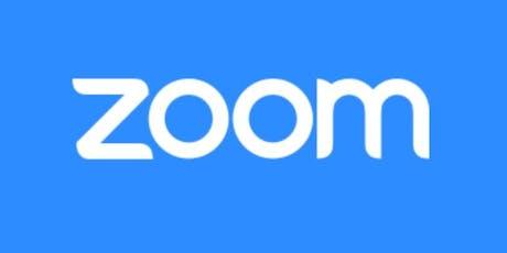 Diretta ZOOM lunedì 19 ore 14.30 biglietti