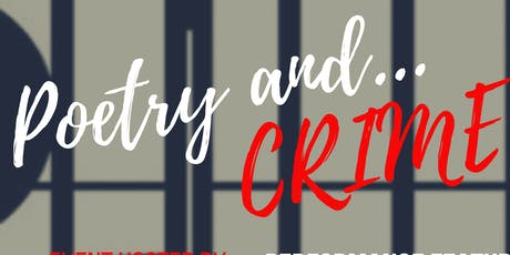 Poetrysquared Presents Poetry and Crime tickets