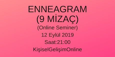 ENNERAM (9 Mizaç) Online Seminer tickets