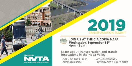 2019 Transportation Summit - FREE TO THE PUBLIC tickets