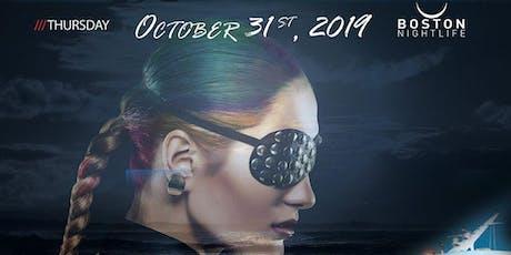 Black Pearl - Pier Pressure Boston Halloween Party tickets