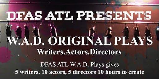 DFAS ATL Presents W.A.D.