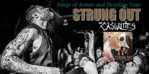 Strung Out w/ The Casualties