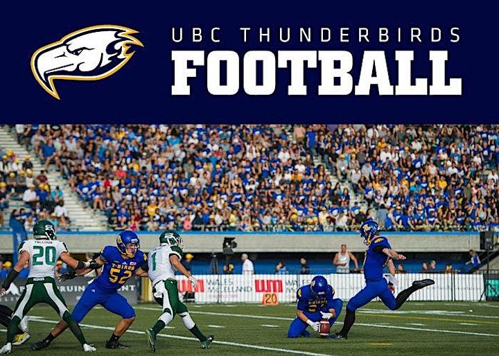UBC Football Alumni Home Opener @ Hastings Racecourse image