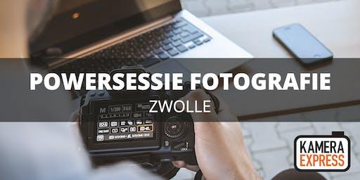Powersessie Fotografie Zwolle