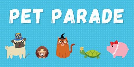 Bothell Pet Parade 2019 tickets