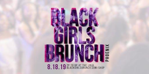 Black Girls Brunch 8.18.19
