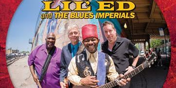 Lil' Ed & The Blues Imperials at Key Palace Theatre