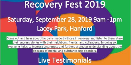 Recovery Fest tickets