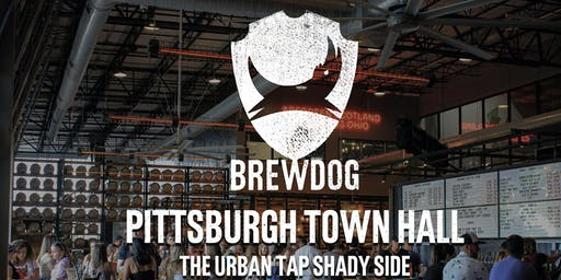 Pittsburgh: Town Hall + Tour