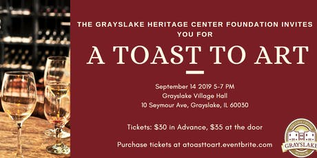 A Toast to Art tickets