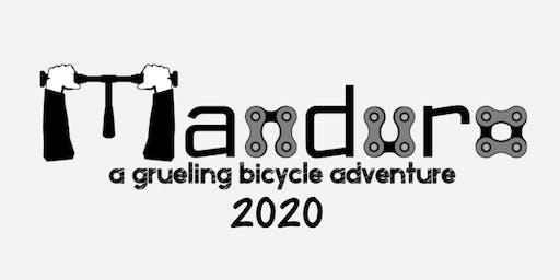 MANDURO 2020: a grueling bicycle adventure