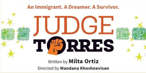 Judge Torres, a performance by Teatro Milagro