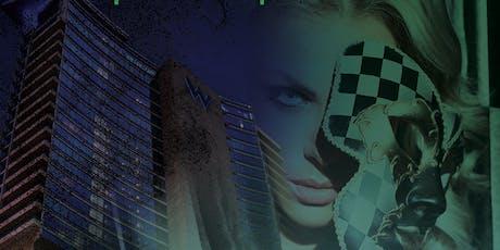 W Dallas Rooftop Halloween Night Masquerade tickets