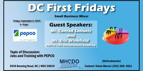 DC First Fridays  tickets