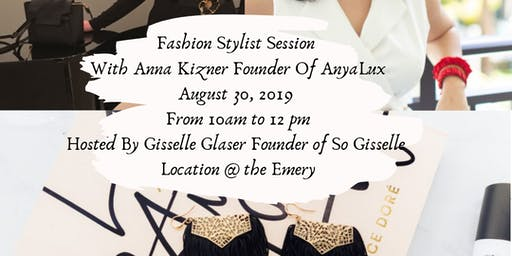 Master Fashion First Impression's and network at The Emery