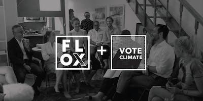 FLOX LAB on VoteClimate [Sun 9/8]