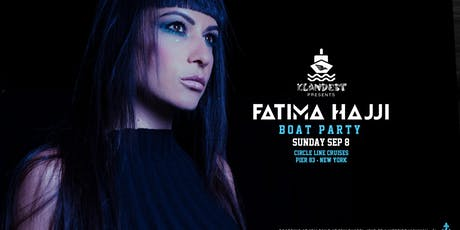 Fatima Hajji Boat Party  tickets