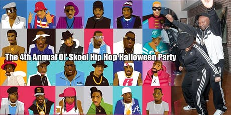 4th Annual Ol' Skool Hip-Hop Halloween Karaoke Party tickets