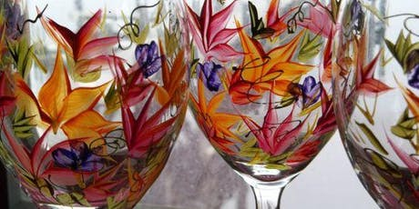 Wine Glass Painting Event tickets