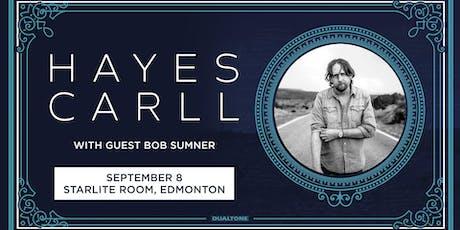 Hayes Carll tickets