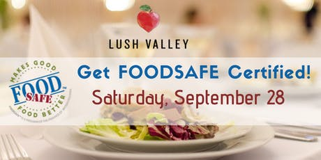 Food Safe Level 1 Workshop tickets