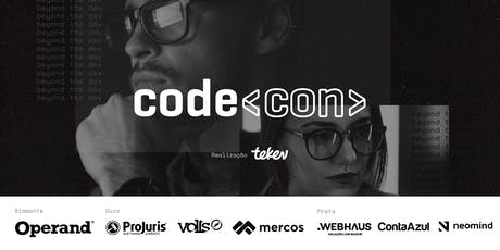 Codecon 19 ingressos