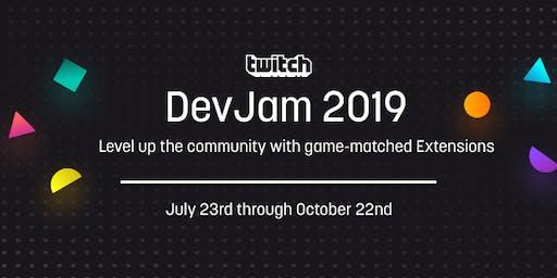 Twitch DevJam: 2019 SF Meetup