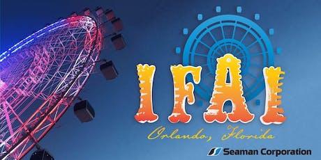Celebrate Seaman Corporation's 70th Anniversary at IFAI tickets