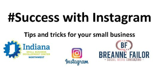 #Success with Instagram easy tips & tricks for your small business