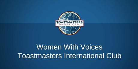Women With Voices Toastmasters Open House tickets