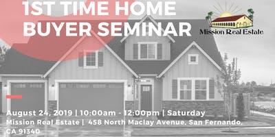 Thrive To Be A Homeowner Event!  By: Mission Real Estate & The Robles Team