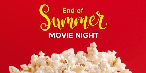 University Station to Host Outdoor Movie Night