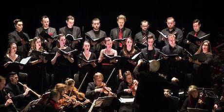 concert: L'Oratorio de Noël de J. S. Bach / J.S. Bach's Christmas Oratorio billets