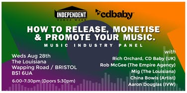 How To Release, Monetise & Promote Your Music