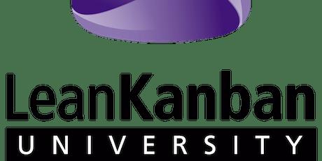 Certified Kanban Management Professional (KMPi)- Kanban System Design tickets