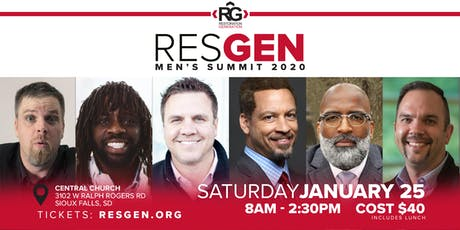 Res Gen Men's Summit 2020 tickets