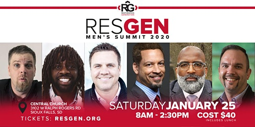 Res Gen Men's Summit 2020