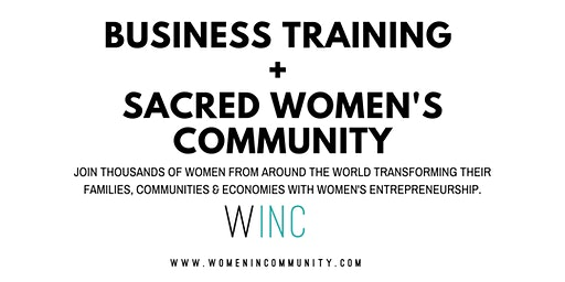 WINC Webinars for Women Entrepreneurs